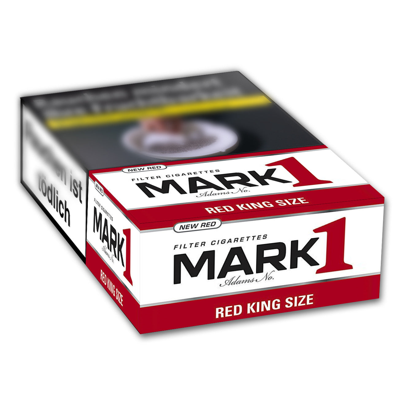 Mark Adams No.1 Red 5,20 Euro (10x20)