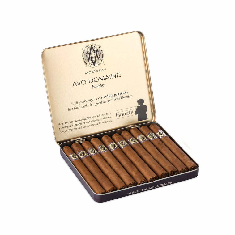 AVO Serie Domaine Puritos Handmade Shortfiller