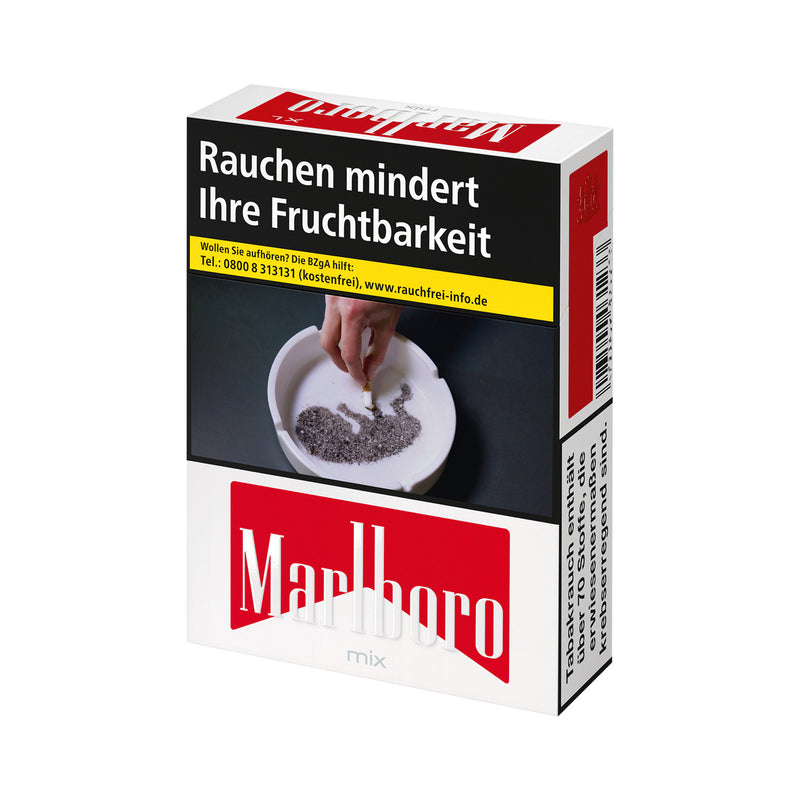 MARLBORO Mix L-Box 7,00 Euro (10x21)