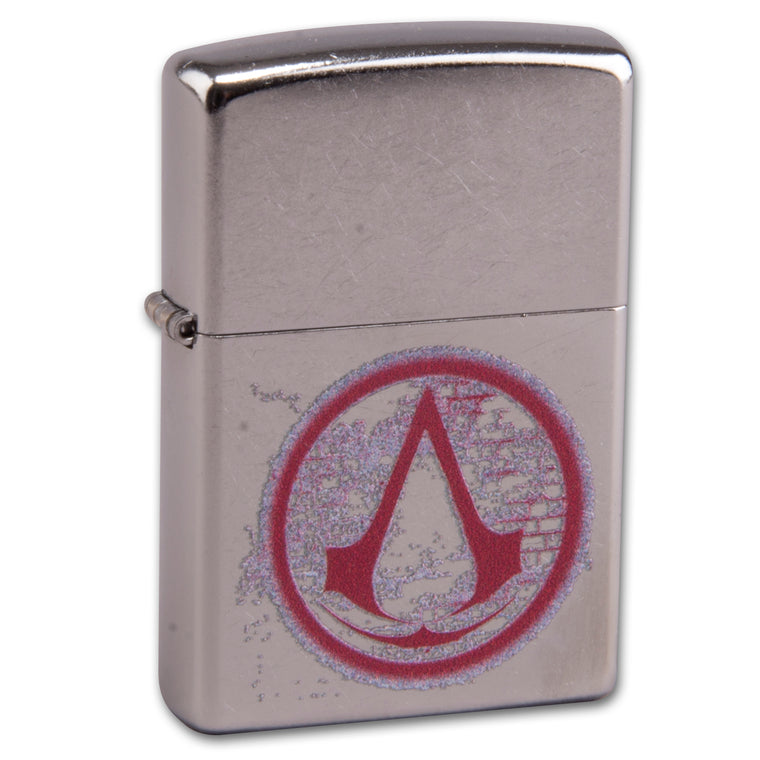 Zippo Street chrom Assassins Creed