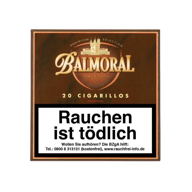 Balmoral Dominican Selection Cigarillo