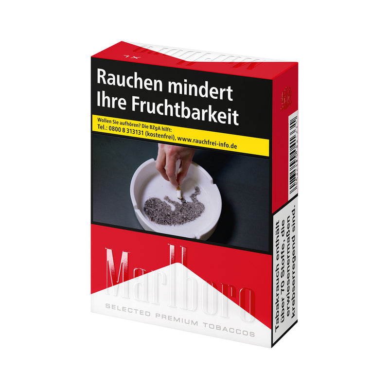 MARLBORO Red L-Box 7,00 Euro (10x21)