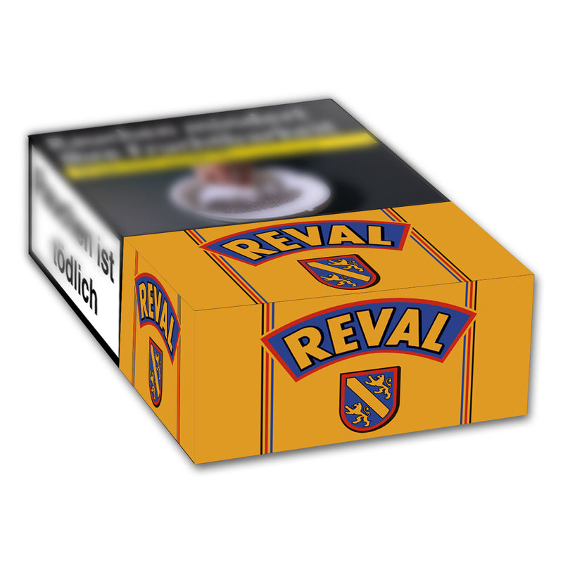 REVAL ohne Filter 6,70 Euro (10x20)