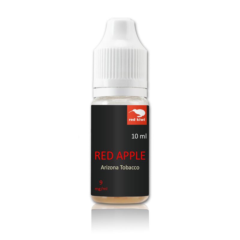 E-Liquid RED KIWI Selection Roter Apfel Arizona 9 mg