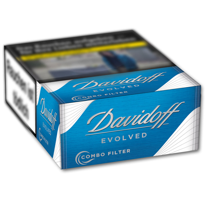 DAVIDOFF Evolved Blue 6,60 Euro (10x20)