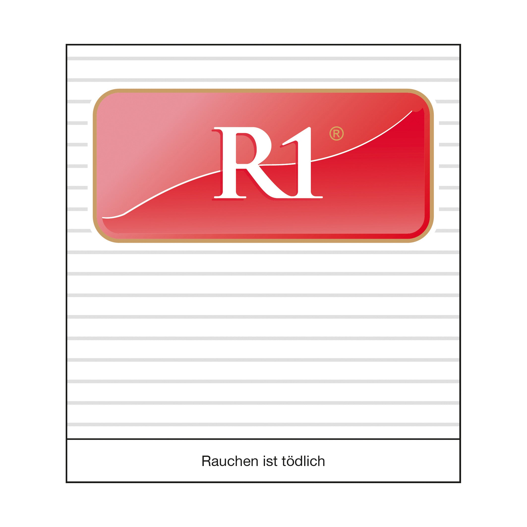 R1 Red 6,70 Euro (10x20)