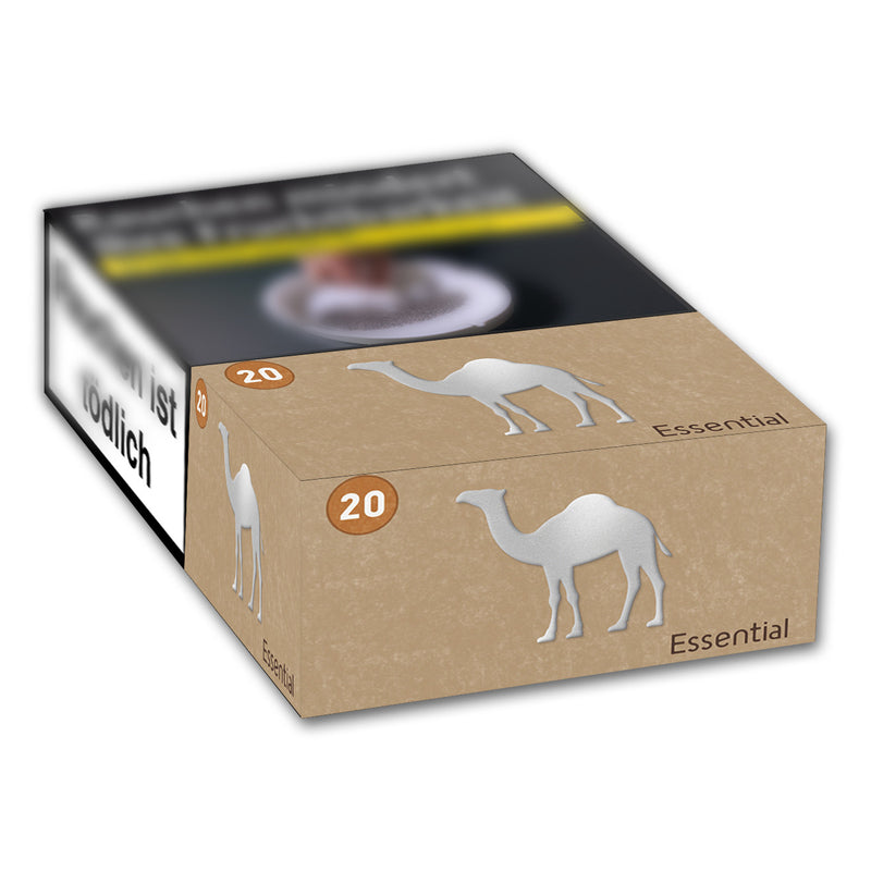 CAMEL Essential Filter L-Box 7,00 Euro (10x23)