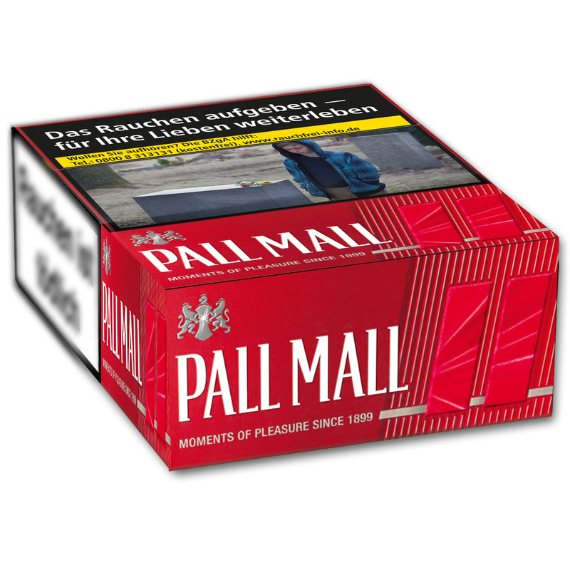 PALL MALL Red Super 11,00 Euro (5x40)