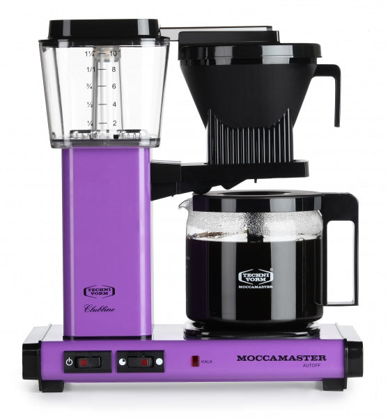 Moccamaster KBGC Glass Jug & Hot-Plate Coffee Brewer