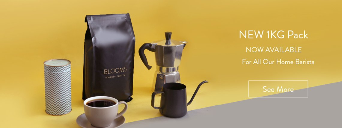 Blooms Roastery - Cup-One