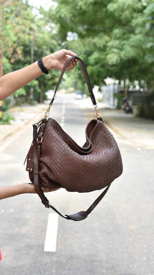 All Woven Walnut Ana