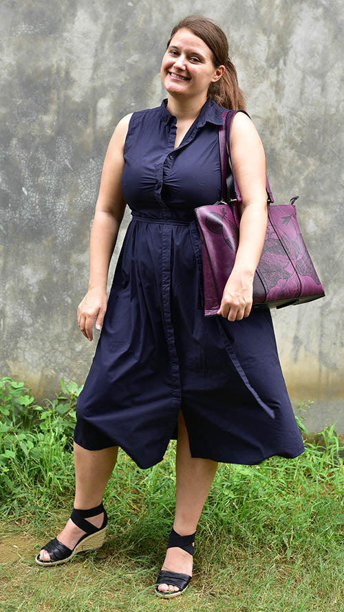 Gond Plum Short Sam
