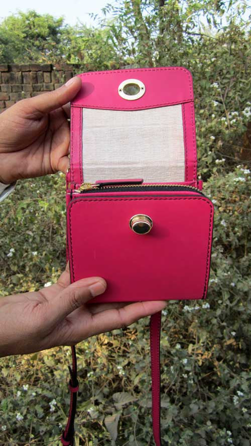 Candy Little Ellie, Chiaroscuro, India, Pure Leather, Handbag, Bag, Workshop Made, Leather, Bags, Handmade, Artisanal, Leather Work, Leather Workshop, Fashion, Women's Fashion, Women's Accessories, Accessories, Handcrafted, Made In India, Chiaroscuro Bags - 10