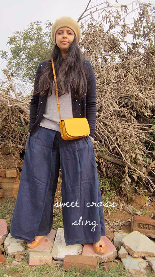 Mango Little Stefanie, Chiaroscuro, India, Pure Leather, Handbag, Bag, Workshop Made, Leather, Bags, Handmade, Artisanal, Leather Work, Leather Workshop, Fashion, Women's Fashion, Women's Accessories, Accessories, Handcrafted, Made In India, Chiaroscuro Bags - 2