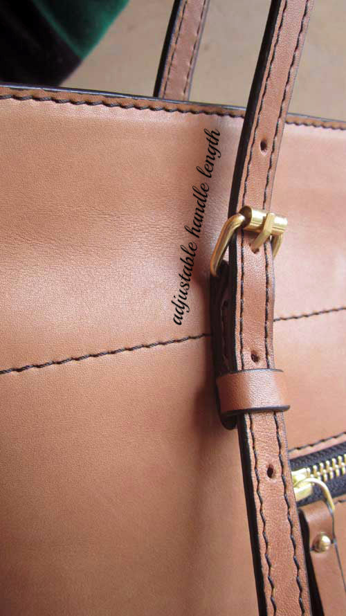 Pumpkin Emma, Chiaroscuro, India, Pure Leather, Handbag, Bag, Workshop Made, Leather, Bags, Handmade, Artisanal, Leather Work, Leather Workshop, Fashion, Women's Fashion, Women's Accessories, Accessories, Handcrafted, Made In India, Chiaroscuro Bags - 5