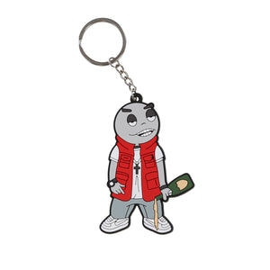 Blood Money Key Chain