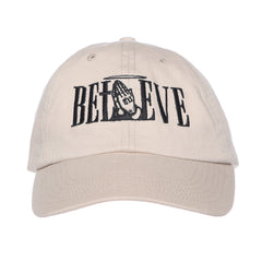 Believe Dad Hat (Stone)