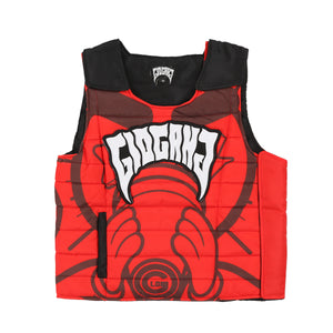 Glo Gang Vest (RED)