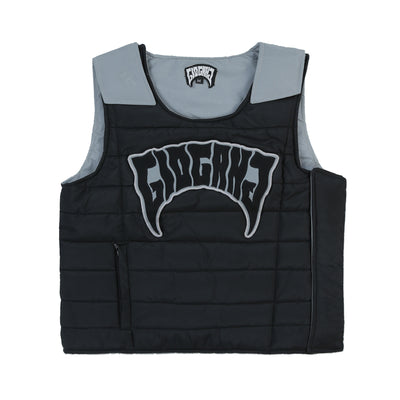 Glo Gang Vest (Black/Grey 3M)