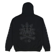 3M Cross Bone Hoodie (Black)