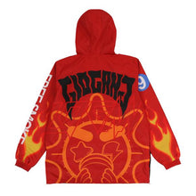 Sublimation Windbreaker (Red)