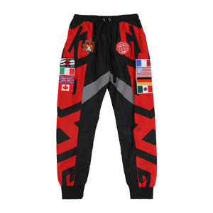 Flag Pants (Black)