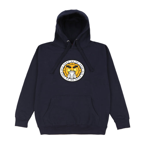 Glo Gang Logo Patch Hoodie (Navy)