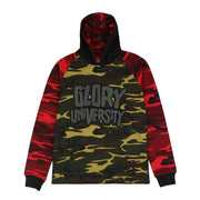 Glory University Chenille Multi Patch (Camo Green)