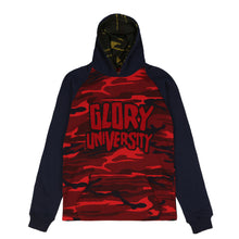Glory University Chenille Patch (Camo Red)