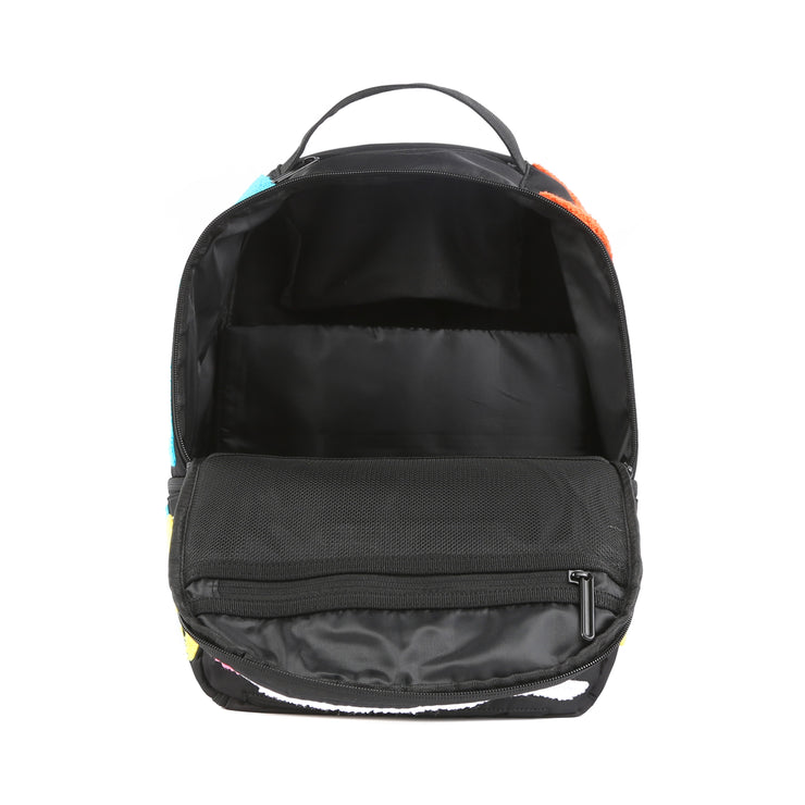 Glory University Chenille Multi Patch Backpack