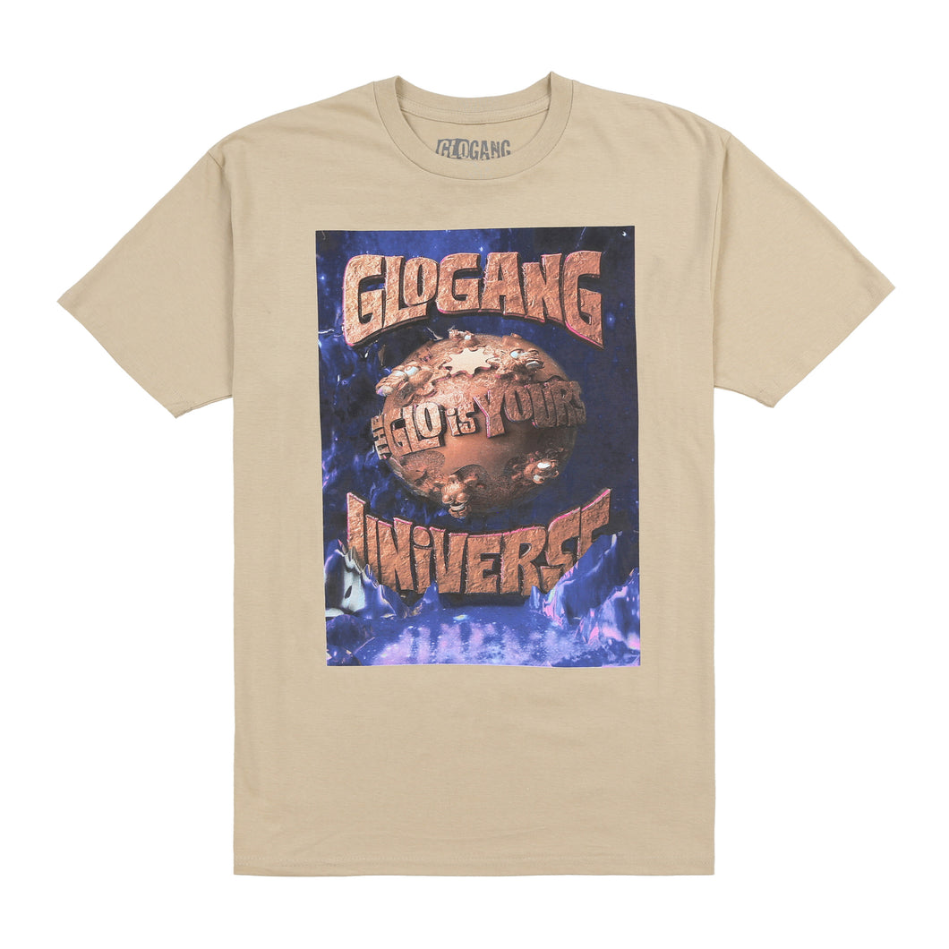 The Glo is Yours 3D Tee (Sand)