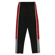 Glo Gang Color Block Track Pants (Black)