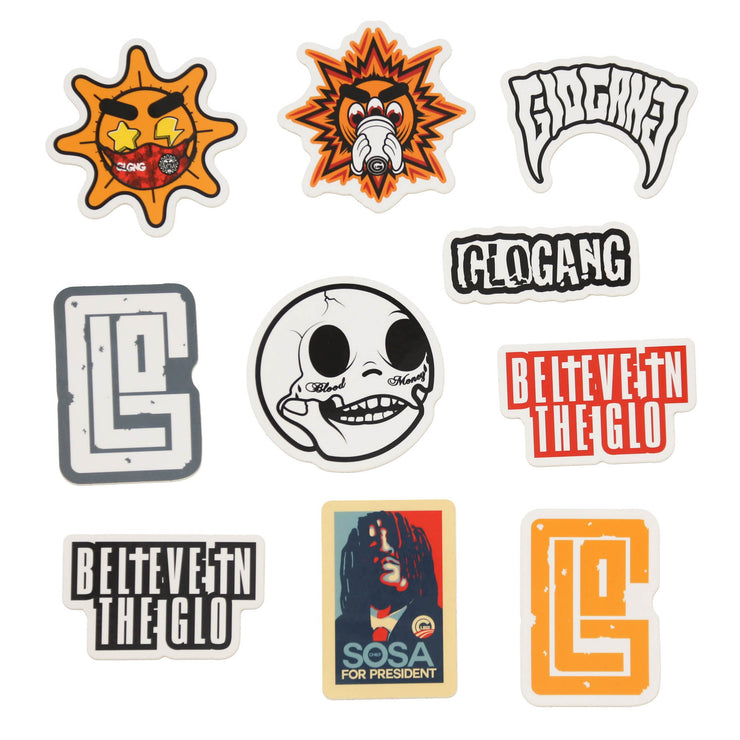 Believe Sticker Pack