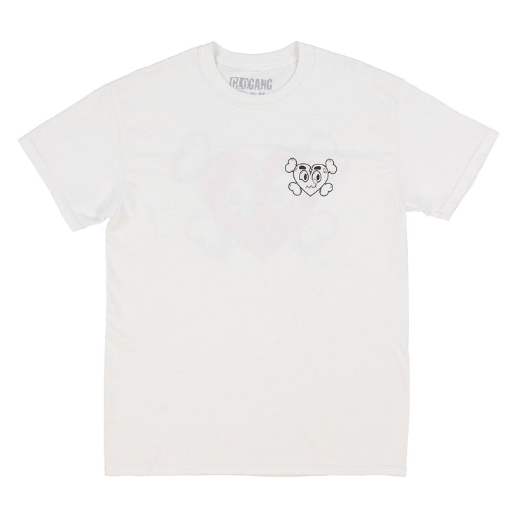 Heartbreak Tee (White)