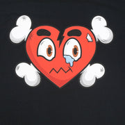 Heartbreak Tee (Black)