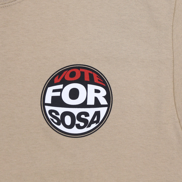 Vote for Sosa Tee (Tan)
