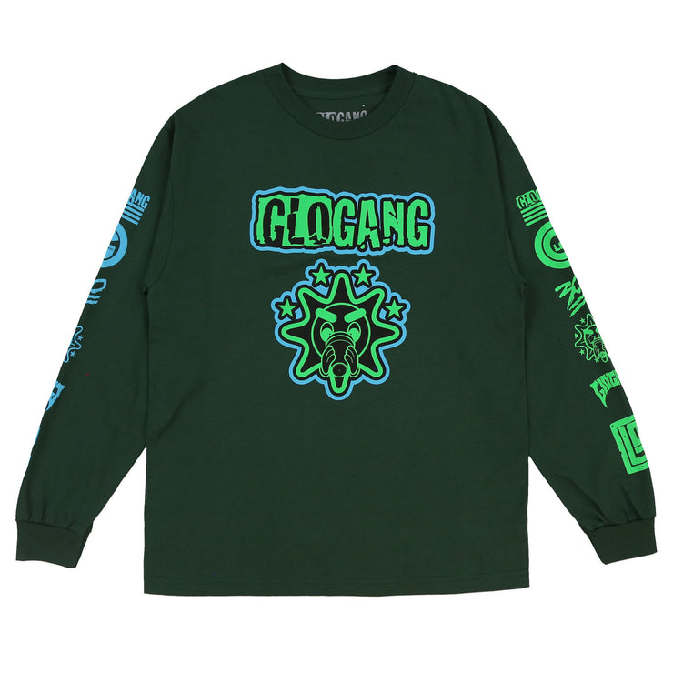 300 Gloyalty LS II (Forest Green)