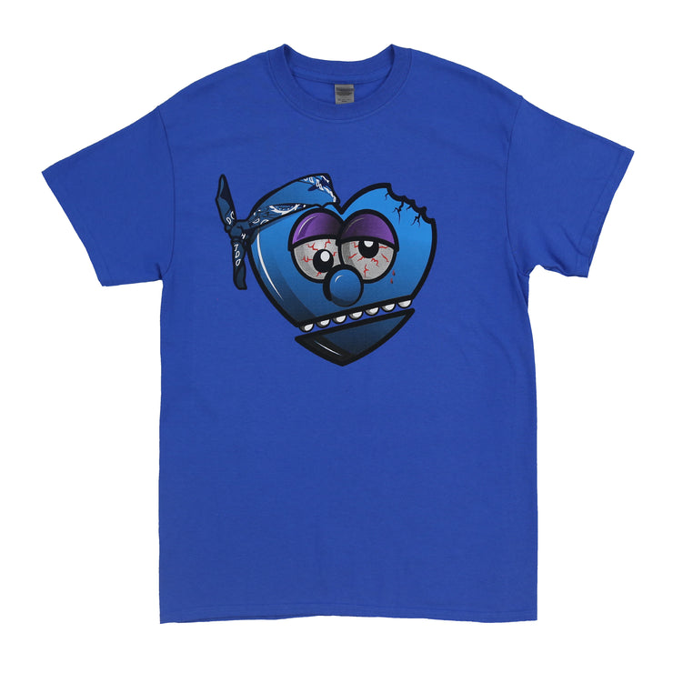 Blue Thot Breaker Tee (Blue)