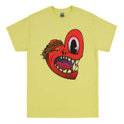 Love is Evil Tee (Yellow)