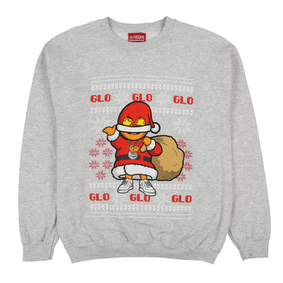 Glo Gang Christmas Sweater (Heather)