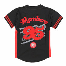 Gloyalty Baseball Jersey (Black)