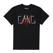 3 Stripes Tee (Black/Red)