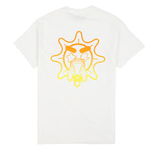 Colors Tee (White/Orange)