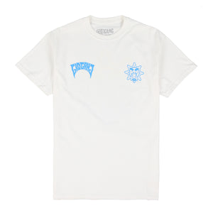 Colors Tee (White/Blue)