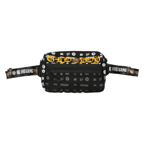 Glo Gang Waist Bag (Black)