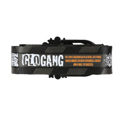 Glo Gang Gang Belt (Black)