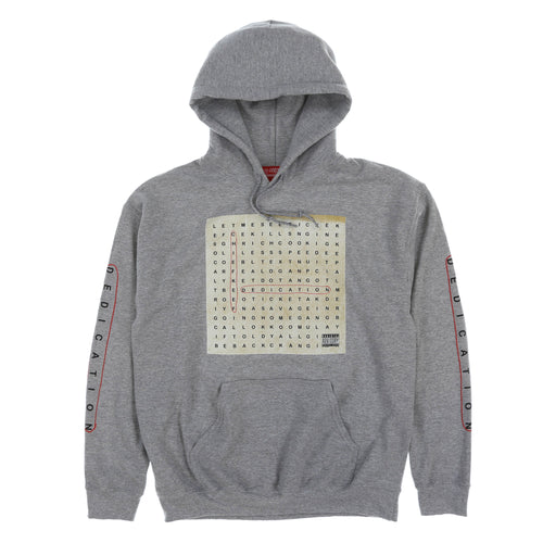 Dedication Hoodie (Heather Grey)