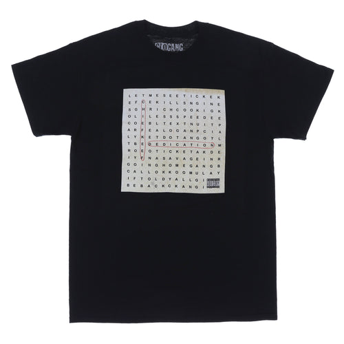 Dedication Tee (Black)
