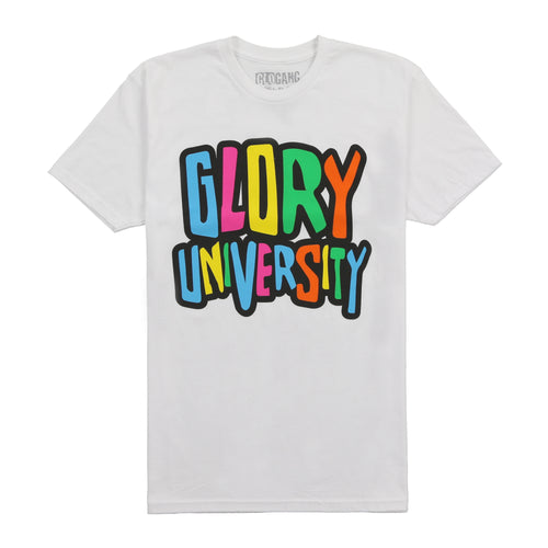 Glory Colors Tee (White)