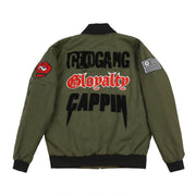 Cappin Bomber II Jacket (Olive)